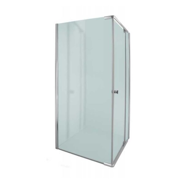 Alpine Shower Door, Chrome, 880 x 880 x 1850mm