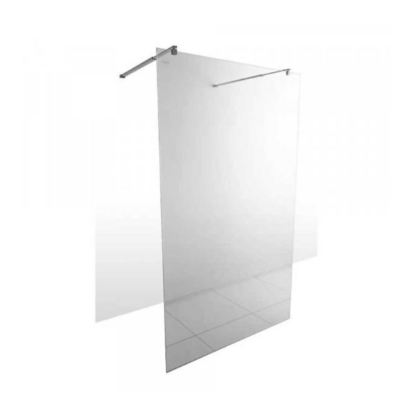 Andes Shower Screen, 1200 x 2000 x 8mm