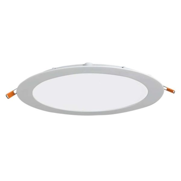 BRIGHT STAR 15W Round LED Downlight And Bulb DL704, 4000K, 1000Lm, White