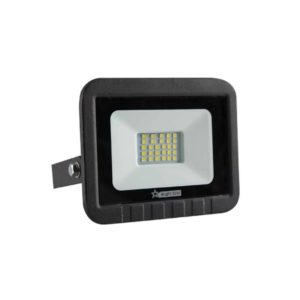 BRIGHT STAR 20W LED Floodlight, FL032, Die-Cast Aluminium, 6000K, 1000Lm, Black