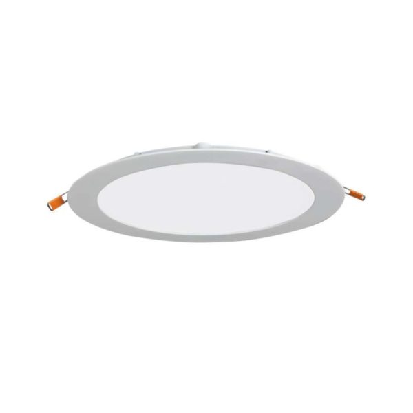 BRIGHT STAR 6W Round LED Downlight And Bulb DL702, 4000K, 390Lm, White