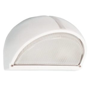 BRIGHT STAR BH013 LW, Bulkhead,1 x 60W, E27, White