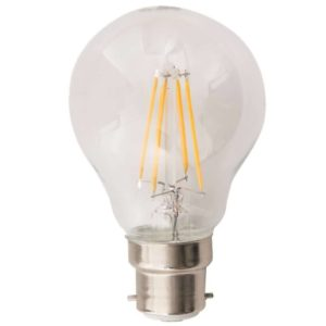 BRIGHT STAR LED Filament Bulb 132, 4W, 2700K, 400Lm