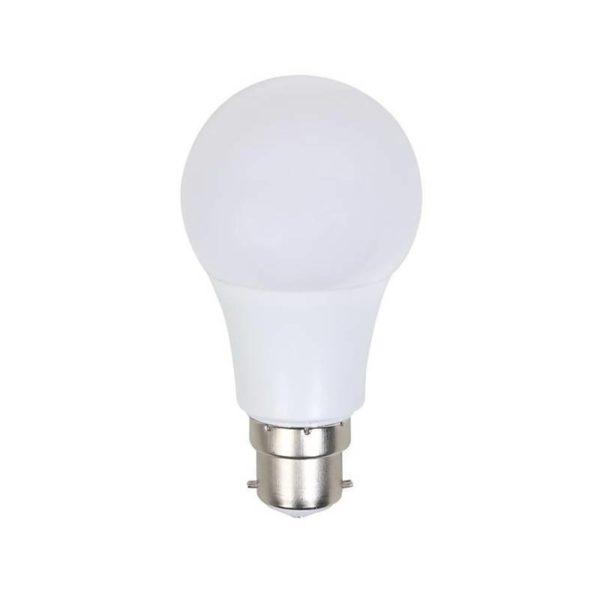 Ellies A60 LED Light Bulb, B22, Warm White, 5W
