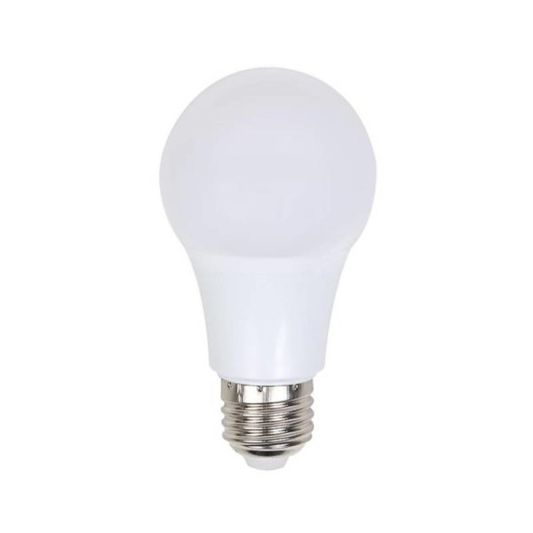 Ellies A60 LED Light Bulb, E27, Cool White, 5W