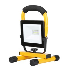 EUROLUX 10W LED Floodlight With Handle & Stand