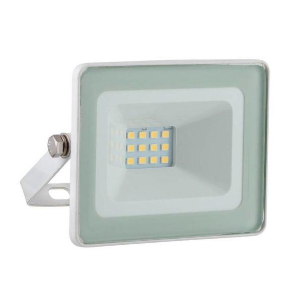 EUROLUX 10W LED Mini Floodlight, 4000K, White