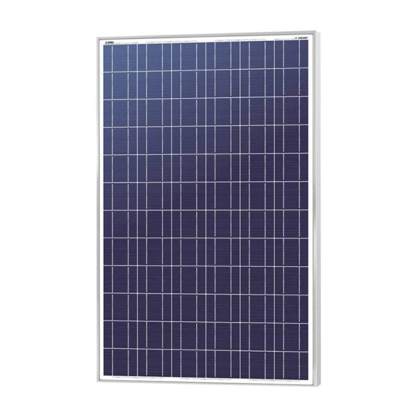 EUROLUX 200WP Polycrystalline Silicon Solar Module, 24VDC