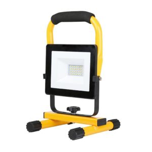 EUROLUX 20W LED Floodlight With Handle & Stand