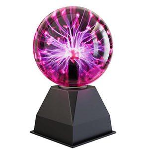 EUROLUX 6 Inch Plasma Ball With Sound Sensor