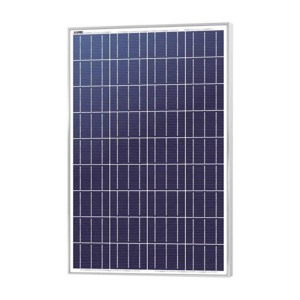 EUROLUX 80WP Polycrystalline Silicon Solar Module, 12VDC