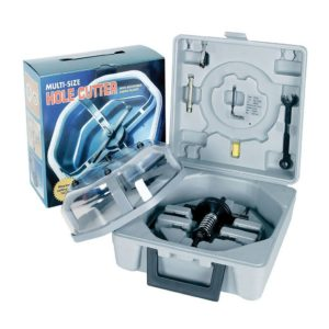 EUROLUX Downlight Hole Cutter, 30mm - 163mm