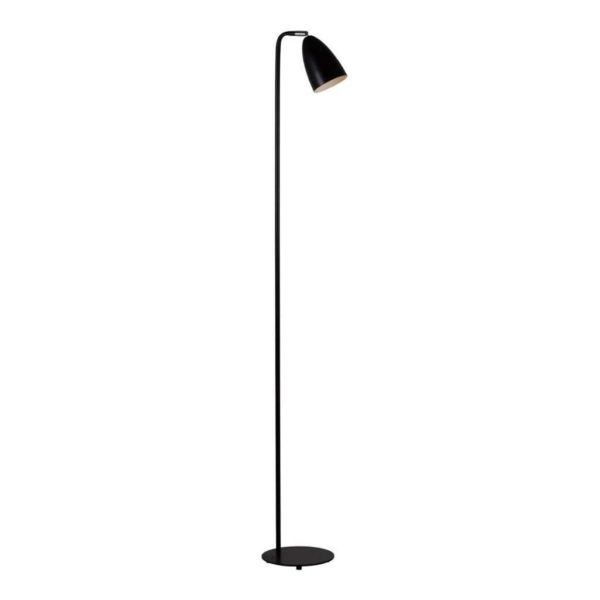 EUROLUX FL217 Lofoten Floor Light, E27, 40W, Black & White