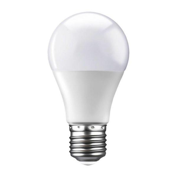 EUROLUX LED A60 Opal Globe, E27, 15W, Cool White