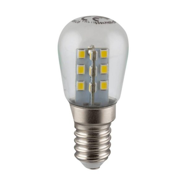 EUROLUX LED Fridge Lamp, E14, 4000k