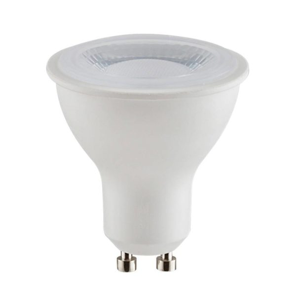 EUROLUX LED GU10 Dimmable Lamp, 6W, Warm White
