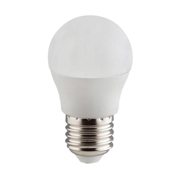 EUROLUX LED Opal Golfball, E27, 5W, Warm White