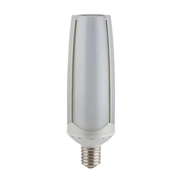 EUROLUX LED Rocket Lamp, E40, 60W, Cool White