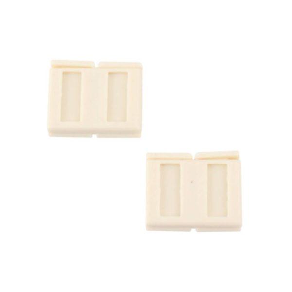 EUROLUX LED Strip Light Connectors For Single Colour, 8mm 3528 Strips
