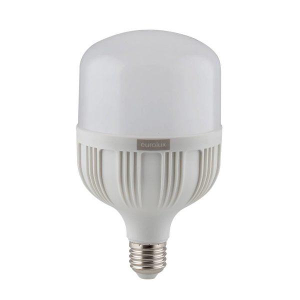 EUROLUX LED T-Lamp, E27, 30W, Cool White