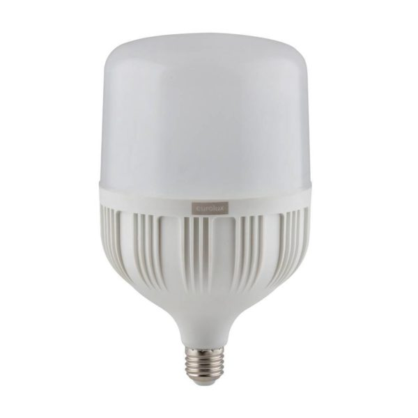 EUROLUX LED T-Lamp, E27, 50W, Cool White