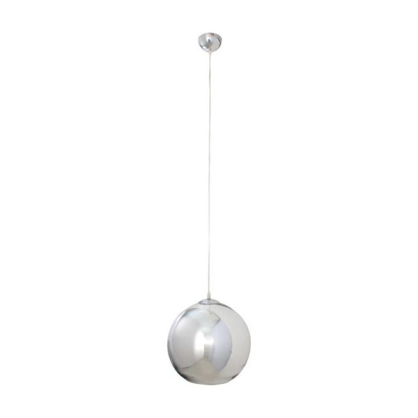EUROLUX Mercury P431CH Pendant, 1 Light, Electroplating In Chrome