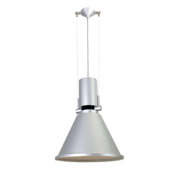 EUROLUX PR366 Xin LED Cone High Bay, 25W, 4000K, Silver