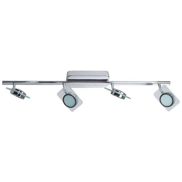 EUROLUX S130 Tinnaris LED Spot Light, 4 x 7.5W, Chrome
