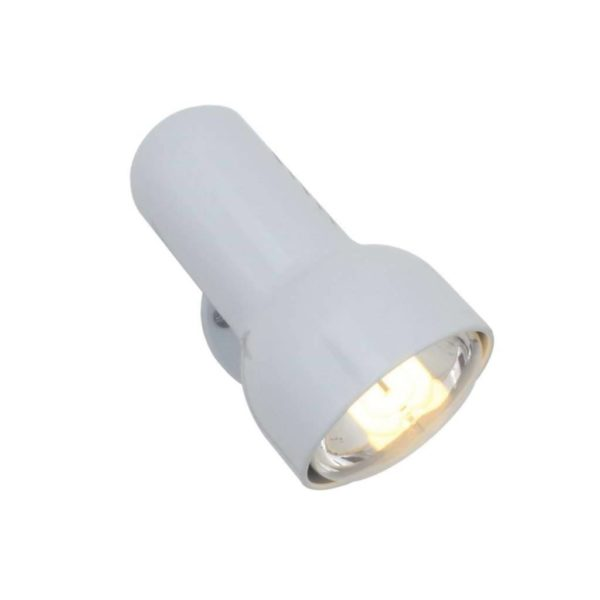 EUROLUX S74W Delta Spot Light, 1 x E14, R50, 40W, White