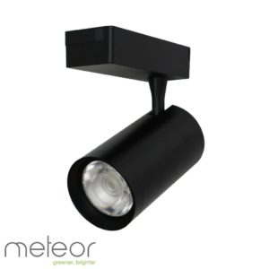 LED 2nd Generation Track Light, 30W, 2-Wire Black, 4000K Natural White