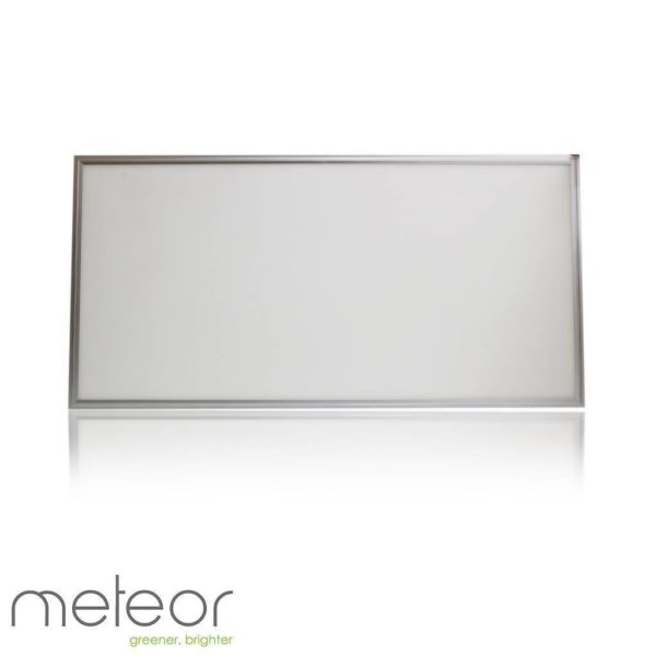 LED Panel Light 600x1200mm, 60W, 4000K Natural White, LED Driver Included