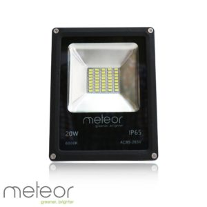 LED Slim-line Floodlight AC230V, 20W, 6000K Daylight