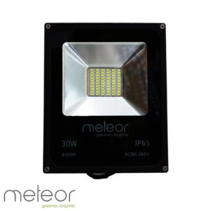 LED Slim-line Floodlight AC230V, 30W, 6000K Daylight