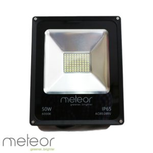 LED Slim-line Floodlight AC230V, 50W, 6000K Daylight