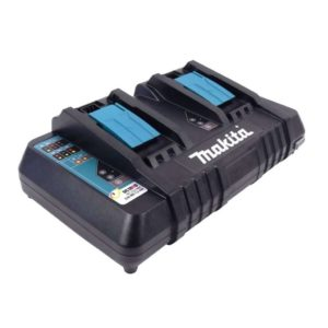MAKITA 18V 2 Port Battery Charger DC18RD (3.0 Ah)