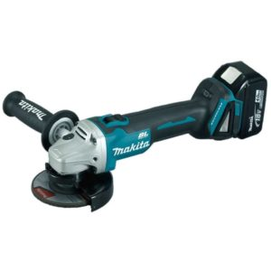 MAKITA 18V Cordless Brushless Angle Grinder DGA456ZJ, 115mm