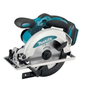MAKITA 18V Cordless Circular Saw DSS610ZK, 165mm