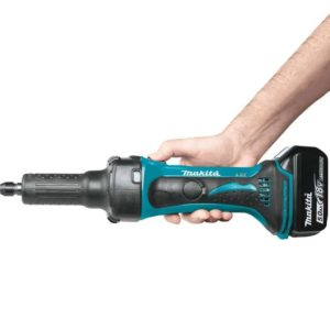 MAKITA 18V Cordless Die Grinder, Long Nose, DGD800Z, 38mm