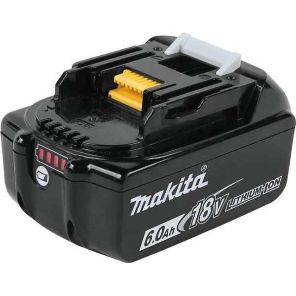 MAKITA 18V Rechargeable Battery BL1860B (6.0 Ah)