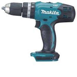 MAKITA Cordless Impact Driver Drill DHP453ZK, 18V