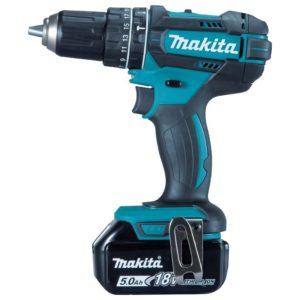 MAKITA Cordless Impact Driver Drill DHP482ZJ, 18V