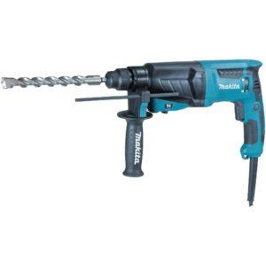MAKITA Rotary Hammer, HR2630, 800W