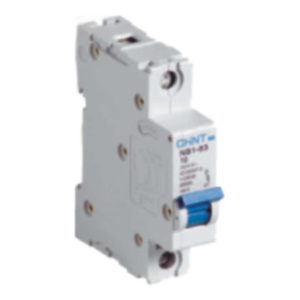 Quality 1 Pole 6AMP Circuit Breaker, 3kA, 50/60Hz