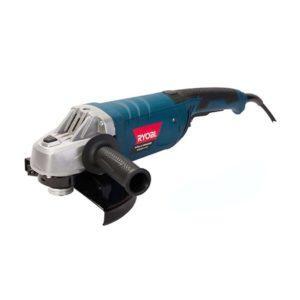 RYOBI Corded Angle Grinder, G-2240, 230mm, 2200W
