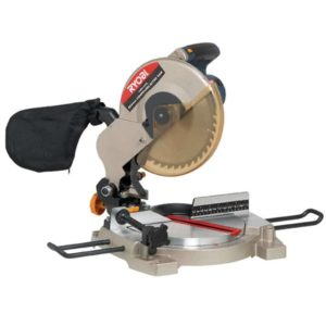 RYOBI Corded Compound Mitre Saw With Laser Light, CMS-1825L, 254mm, 1800W