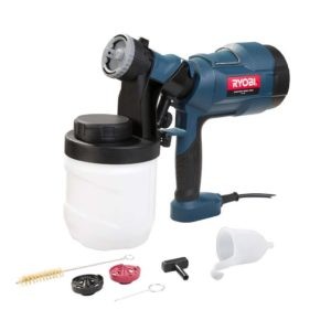 RYOBI Corded Electric Spray Gun, PS-900, 900ml, 500W