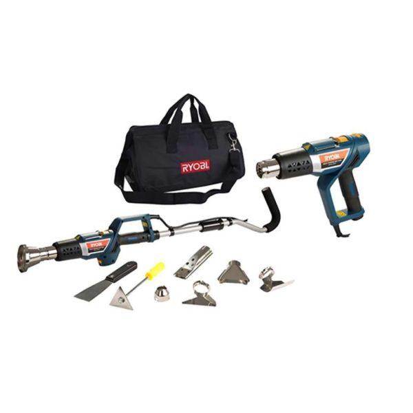 RYOBI Corded Multi-Purpose Heat Gun, MHG-2000, 2000W