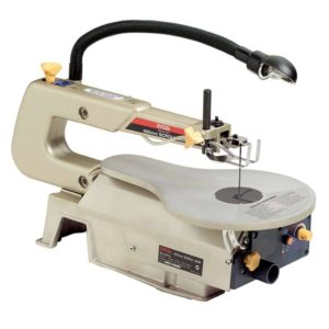 RYOBI Corded Scroll Saw with Variable Speed & Light, SC-1600VL, 405mm, 120W