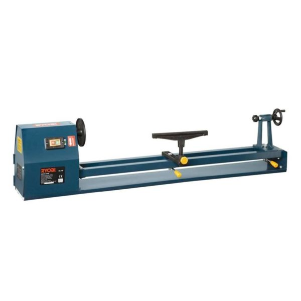 RYOBI Corded Wood Lathe Table Mount, WL-140, 400W