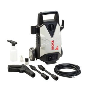 RYOBI High Pressure Washer, AJP-1100, 100 Bar, 1400W